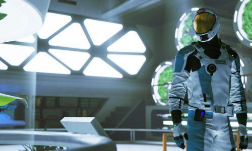 Le jardin à oxygéne dans Eclipse VR 4D chez Sans Issue à Golbey